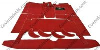 Rover P4 1953 to 1964 Carpet Set - Blenheim Range